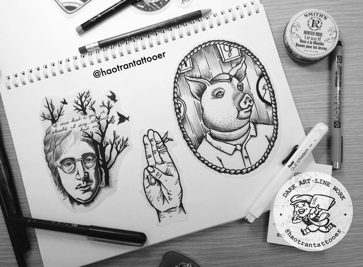 Bookings & Questions hello.haotran@gmail.com . Mình đang muốn làm những hình do mình thiết kế thể loại black work, dark art để bổ sung artwork vào tattoo porfolio của mình. Bạn nào thích thì DM . #lineworktattoo #tattoolife #dotworktattoo #linework #iblackwork #blxckink #QTTR #blackflashwork #darkart #flashaddicted #blacktattoomag #tattooidea #blacktattoo #blacktattooart #btattooing #darkartists #blackworkersubmission #tttism #illustration #tattooflash #equilattera #saigontattoo #vietnamink…
