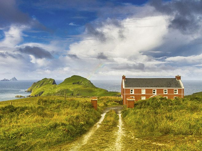 24 Gründe, dass Du wahre Schönheit nur in Irland findest