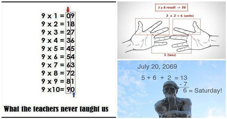 7 Math Hacks That Will Change Your Life