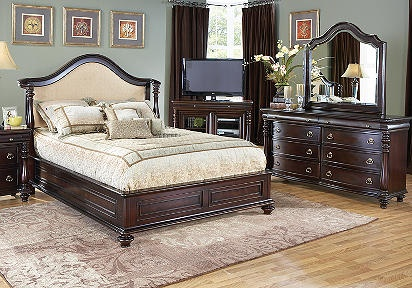 Best Cindy Crawford Collection Bedroom Set Affordable 400 x 300