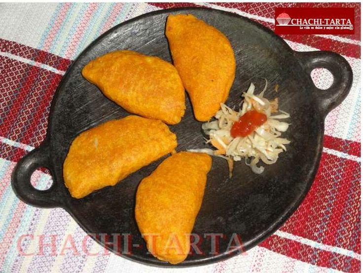 Pastelitos de carne salvadoreños (sin gluten)   Típicos de ...