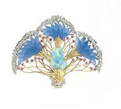 Japanese jewelry design masters - the Wu Kunio Kunio Nakajima (a)