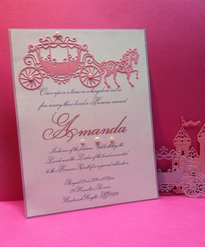 bridal shower invitation ideas craft%0A I found this project in the Top Dog Dies Idea Gallery  See more card
