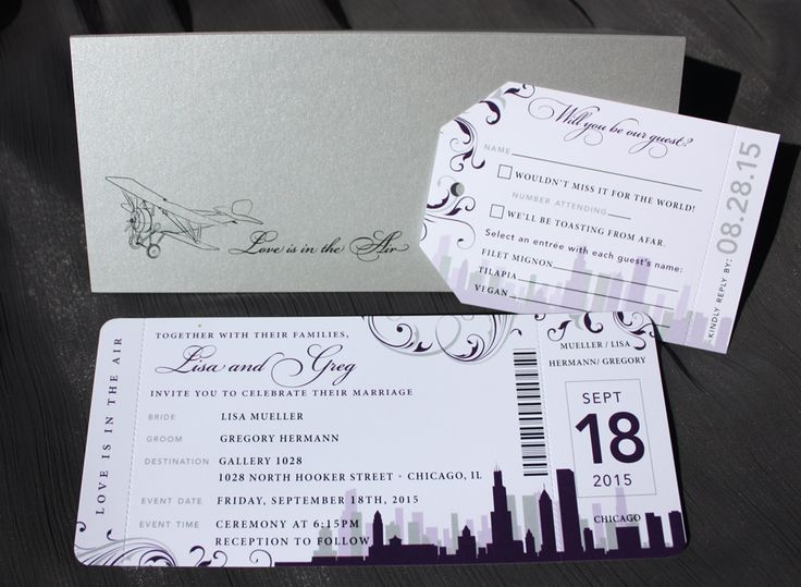 25 best Airplane style images on Pinterest Ticket invitation - plane ticket invitation template