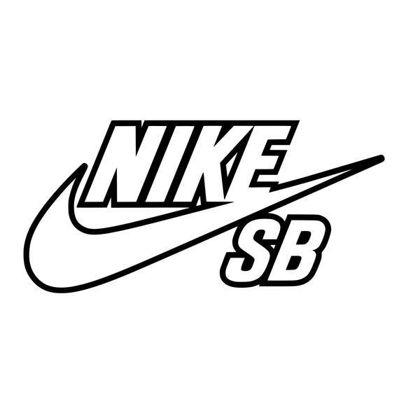 Nike SB Skateboard Decal Sticker Football Baseball Basketball ...
