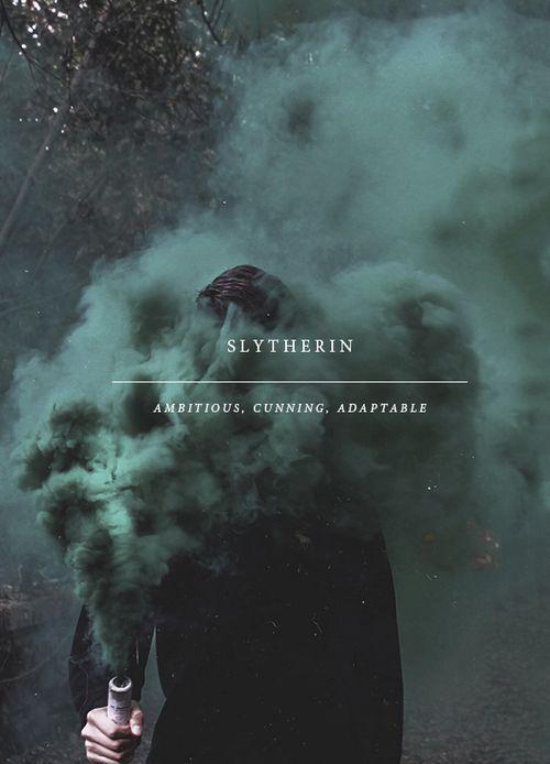 Harry Potter ~ Slytherin Aesthetic