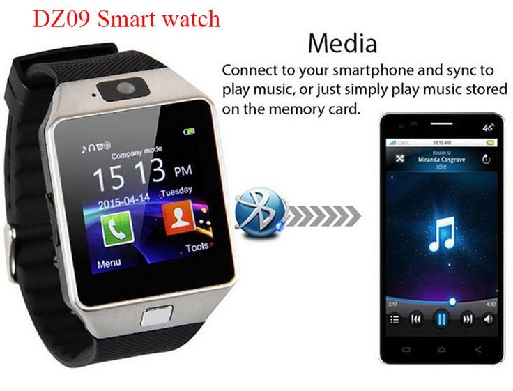 Smart Watch GT08 Bluetooth Gesundheit Android Wear Smartwatch Wasserdichte Handy Fitness Uhren Kamera Uhr PK DZ09 GV18 //Price: $US $15.22 & FREE Shipping //     #clknetwork