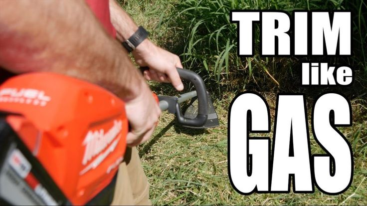 The Milwaukee M18 Fuel String Trimmer was designed as a supplement for commercial landscaping Pros - so how does it do? Check out our video!  #tools #OPE #landscaping #lawncare #MIlwaukeeTool #NBHD #stringtrimmer  https://www.protoolreviews.com/tools/outdoor-equipment/milwaukee-m18-fuel-string-trimmer-video-review/29712/