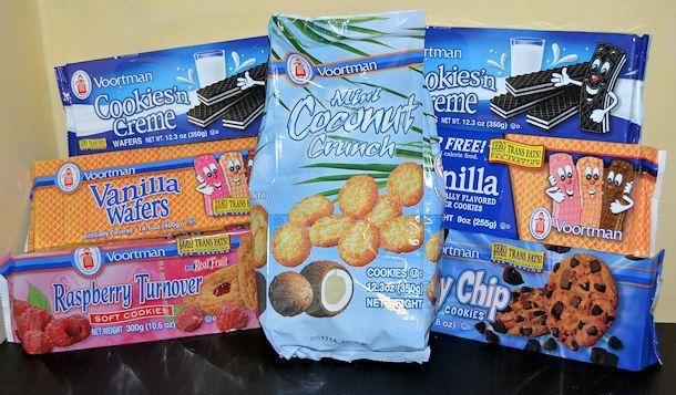 voortman cookie prize pack