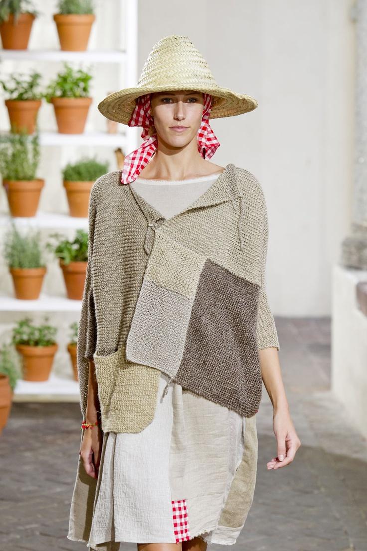 fabulous sweater! Daniela Gregis S/S '13