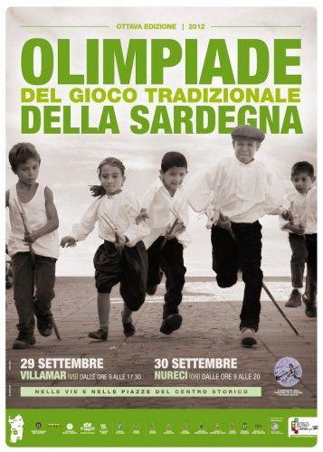 Competizione, divertimento e fantasia. Sono questi gli ingredienti dell'Olimpiade del gioco tradizionale della #Sardegna che, giunta all'8^ edizione, promette di regalare un tuffo nel passato della tradizione ludica dell'Isola.