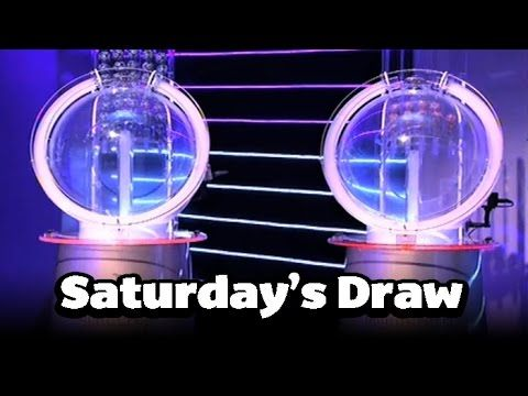 The National Lottery 'Thunderball' draw results from Saturday 21st March 2015 - http://LIFEWAYSVILLAGE.COM/lottery-lotto/the-national-lottery-thunderball-draw-results-from-saturday-21st-march-2015/