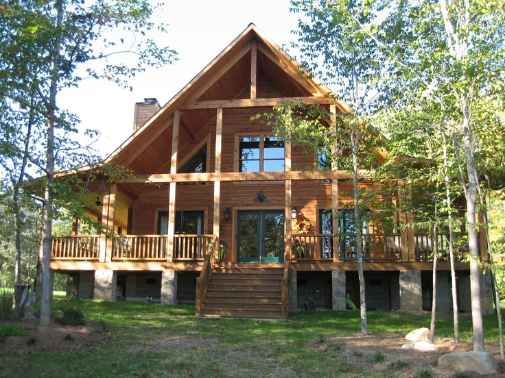 54 best log cabin ideas images on pinterest for Southland log homes