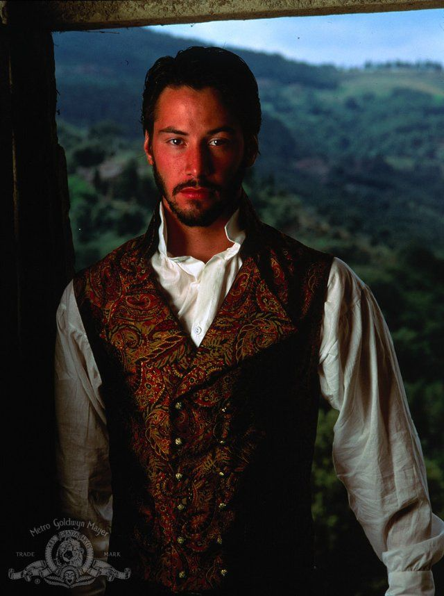 Keanu Reeves in Much Ado About Nothing