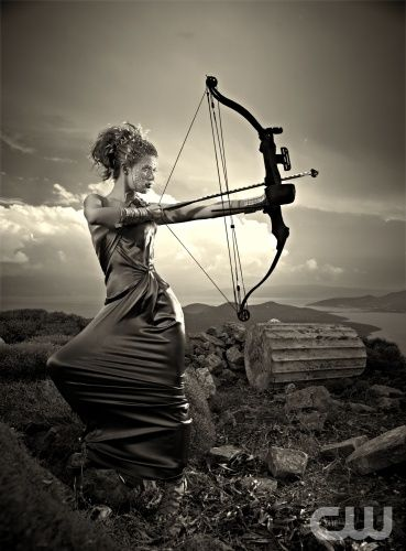 Laura on America Next Top Model shot by Nigel Barker