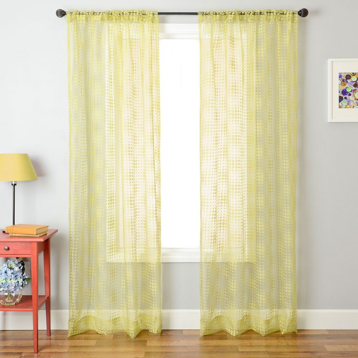 228 best Window treatment images on Pinterest | Sheet curtains ...