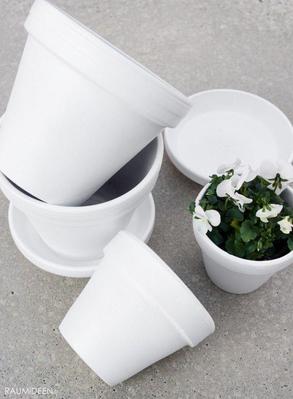 Ber ideen zu tont pfe auf pinterest blumentopf for Blumentopf ideen