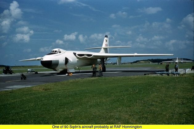RAF Vickers Valiant PG 196