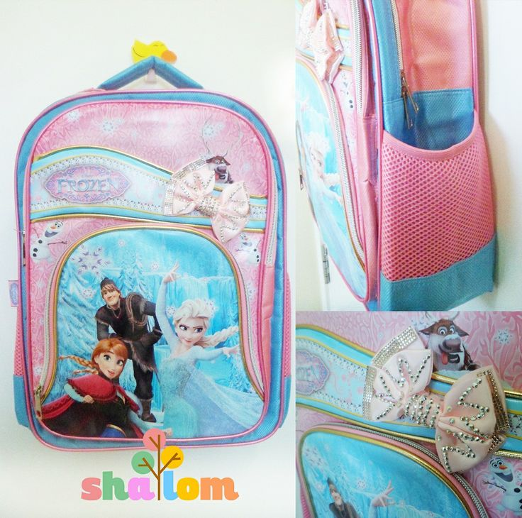 #frozenbag #frozen #schoolbag #elsaanna #backpack ransel sd 14x29x39 cm
