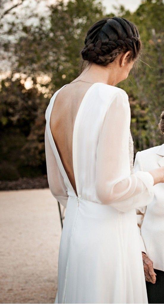 Las novias de Cristina Piña #boda #vestidosdenovia