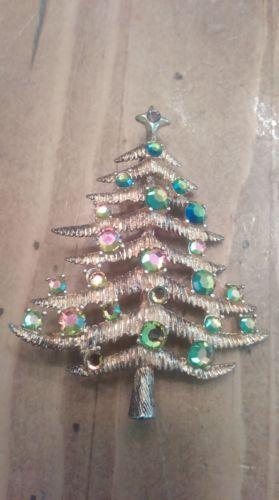 hollycraft рождественской елки брошь in Украшения и часы, Винтажные и антикварные украшения, Бижутерия, Дизайнерские вещи с подписью, Булавки, броши | eBay
