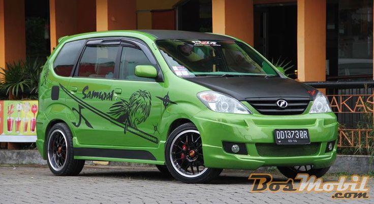 Modif Toyota Avanza : Samurai Ujung Pandang #info #BosMobil