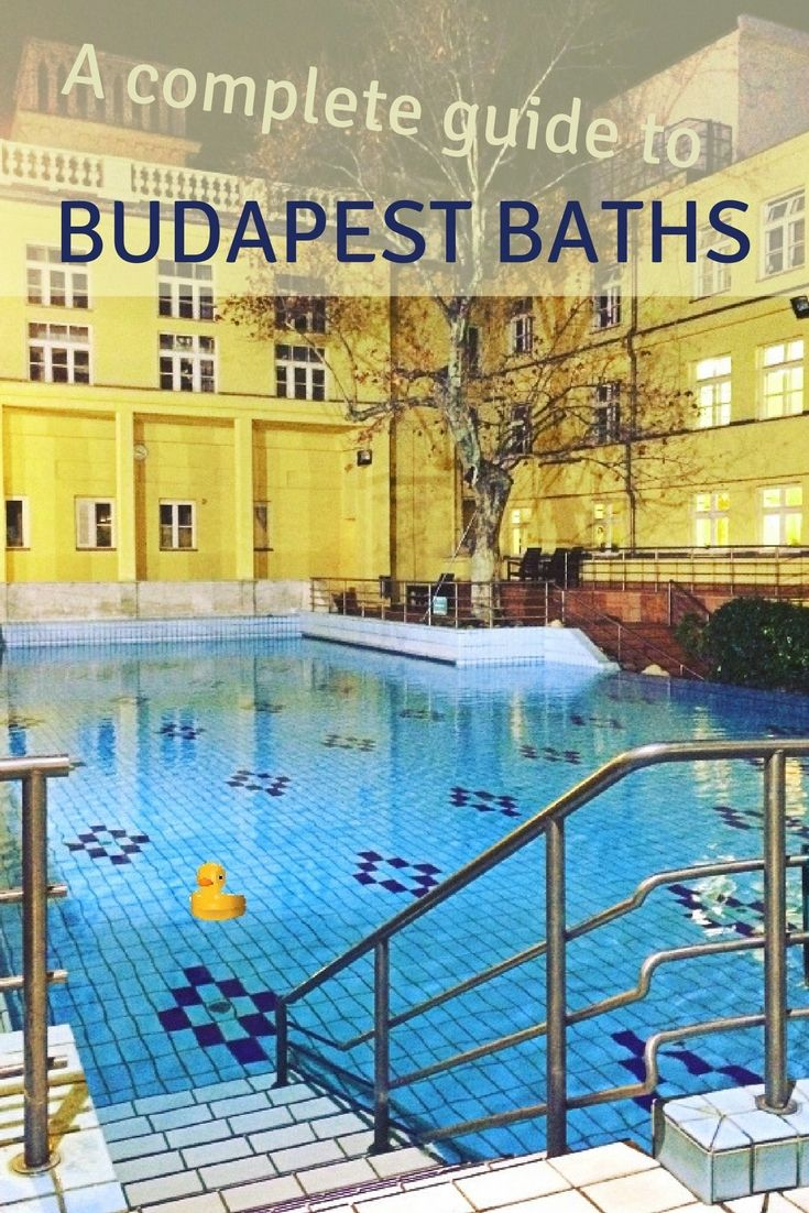 Planning a trip to Budapest? Make sure to pay visit to any of those Budapest spa. Overview of main Budapest baths and insanly practical trips for your first visit including a packing list.