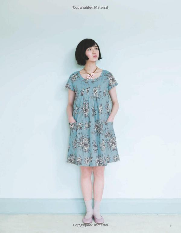 Sweet Dress Book: 23 Dresses of Pattern Arrangement ...