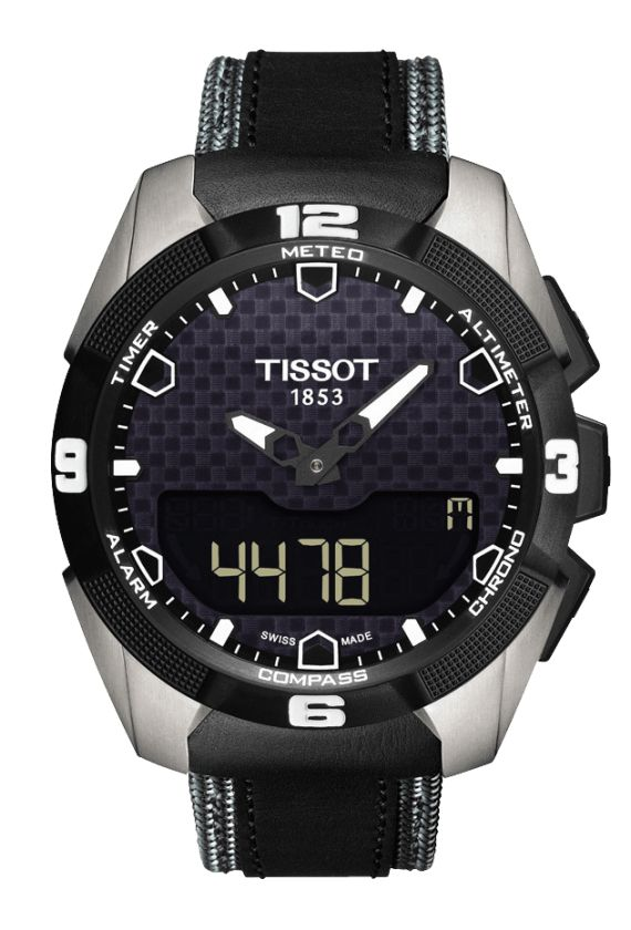 Official Tissot Website - Collections - Touch Collection - TISSOT T-TOUCH EXPERT SOLAR
