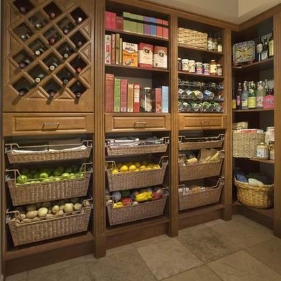 Walk In Pantry Design Ideas, Pictures, Remodel, And Decor   Page 8