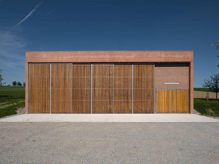 best architects architektur award // bogenfeld Architektur / Hackguthalle Grieskirchen / best architects 14 / Gewerbe- & Industriebauten