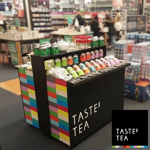 TASTE3 TEA @Public Stores