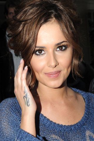 Worst Celebrity Tattoos Cheryl Cole Zayn Malik And Miley ...