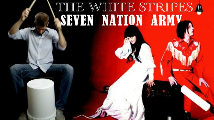 how to play the seven nation army solo