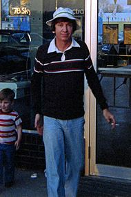Bob Denver (Gilligan) adopted  Princeton, West Virginia as his home.