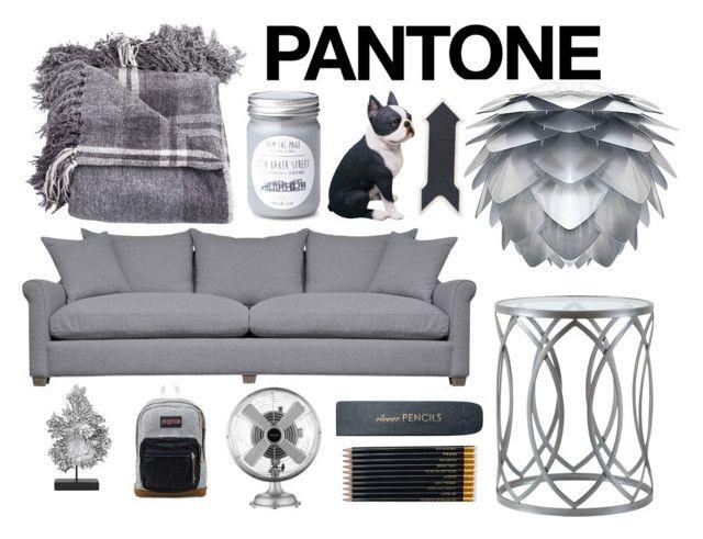 Grey by luiza furmaniak liked on polyvore featuring Xhilaration home decor