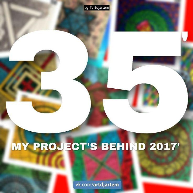 💣💣💣😎😎😎🎉🎉🎉🎈🎈🎈 35' MY PROJECT'S BEHIND 2017' !!! #myart #art #arts #moreart #artislife #artdjartem #myprojects #2017 #abstractart #popart #graphicart #graphicdesign #artdesign #everydayart