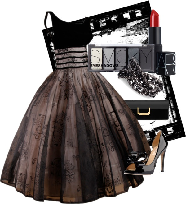 what to wear for a glamour party