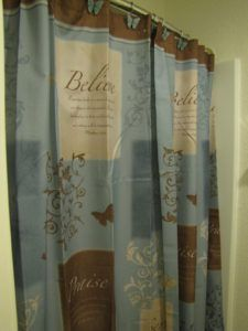 Butterfly Blessings Shower Curtain Hooks