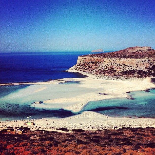 Παραλία Μπάλου (Balos Beach) in Χανιά, Χανιά
