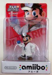 任天堂 amiibo 大乱闘スマッシュブラザーズ ドクターマリオ/Dr.Mario