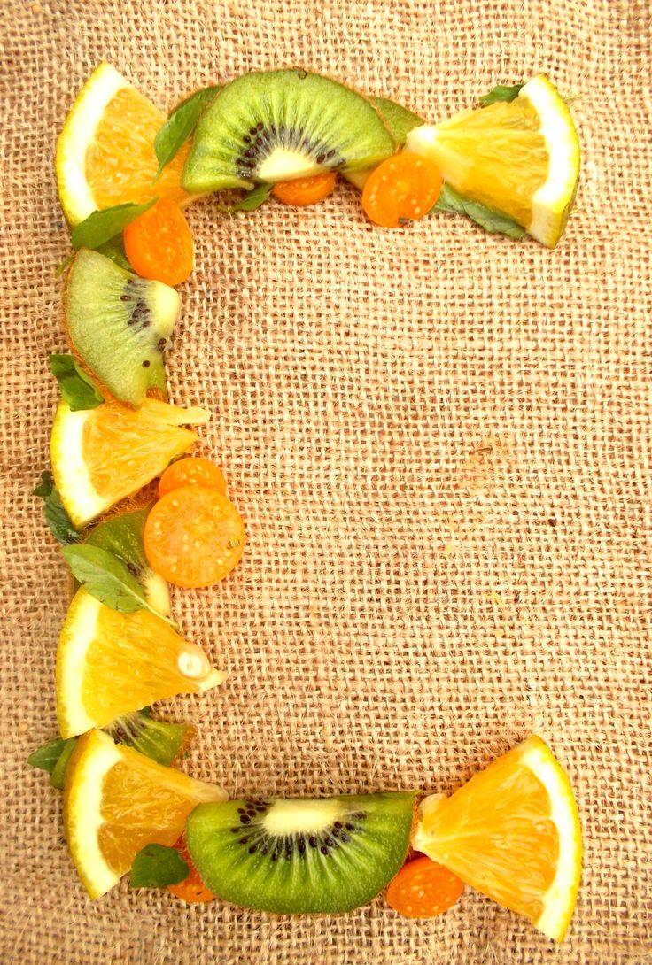 C tipografia citricos