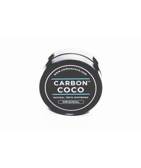 Charbon Actif - Blanchisseur de dents naturel - Carbon Coco