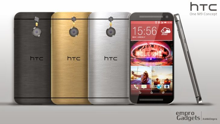 HTC One M9 Specification and Price at Rs53,000($649) - ITwebtrap.com