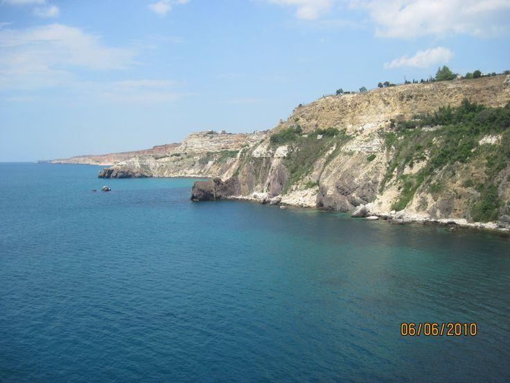 Крым - Фиолент