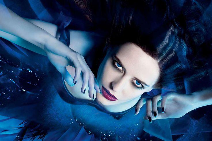 Eva Green Dior Midnight Poison' Paris Match