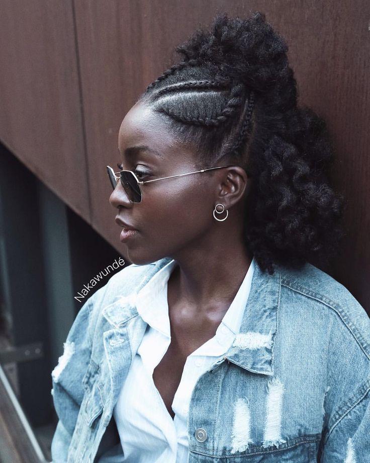 Josephine, alias Joseph, ine ine vous êtes moi, vous êtes vous, vous êtes   – afro hairstyles