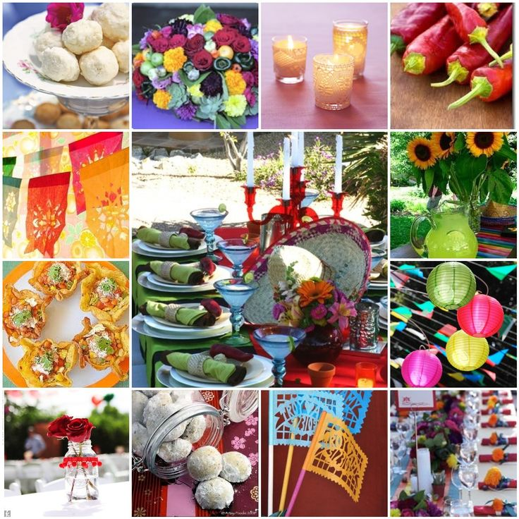 Mexican Wedding Centerpieces | Mexican Wedding Decorations | Reference For Wedding  Decoration