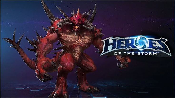 Heroes of the Strom: Diablo Gameplay - Party With Friends #game #moba #f2p