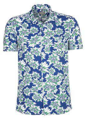 Peter Werth - MOLINO - Camicia - blu